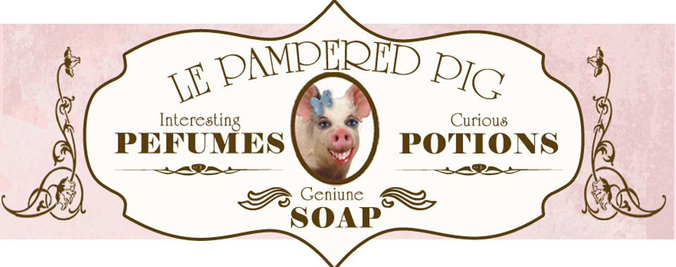 Le Pampered Pig Blog