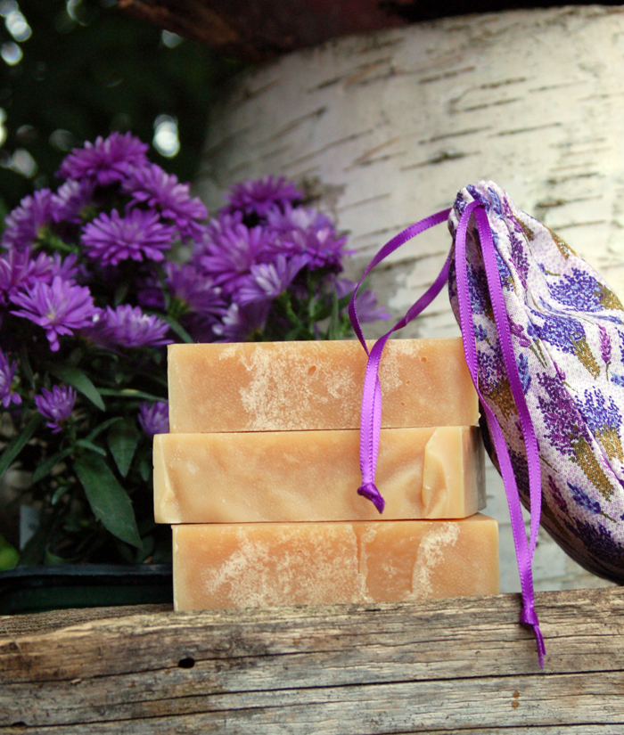 Hogwash Goat Milk Lavender - Click Image to Close